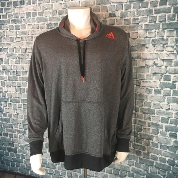 78da4d66fa3e Adidas Men's XXL Gray Ultimate Sweatshirt